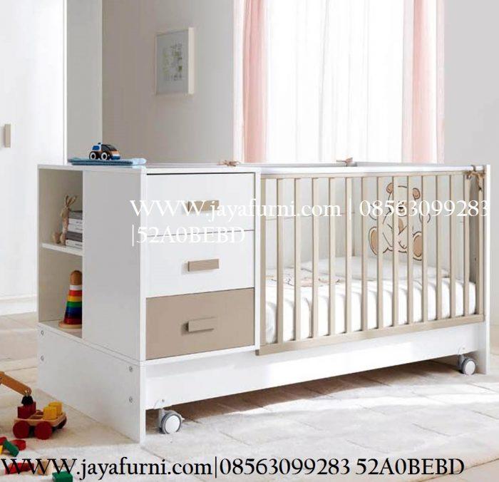 Box bayi Dengan Laci Minimalis Duco modern