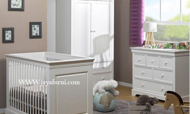 Box Bayi Laki Laki Set Putih Minimalis