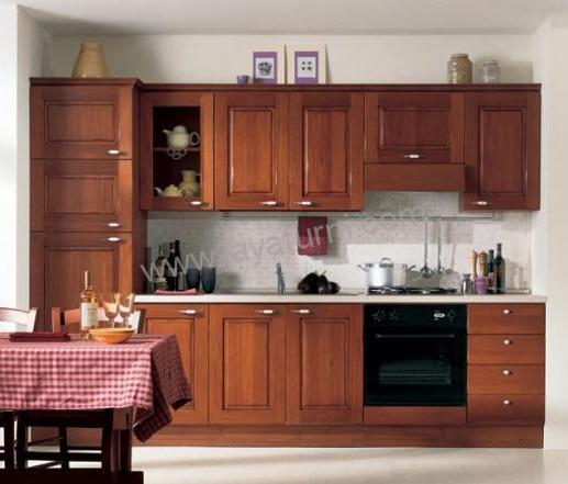 Kitchen Set Minimalis Kayu Jati 3 5 Meter Jayafurni Mebel