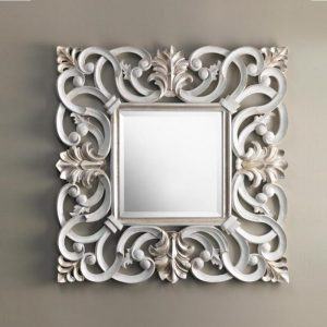 Cermin Dinding Ukir Jepara