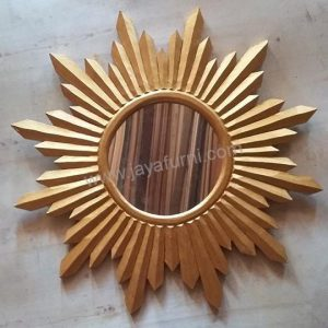 Cermin Hias Murah Model Sinar Matahari