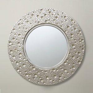 Cermin Hias Ruang Tamu Unik
