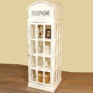 Lemari Hias Telephone Unik