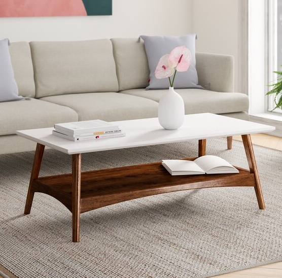 Meja Coffee Table Modern Moa Scandinavia