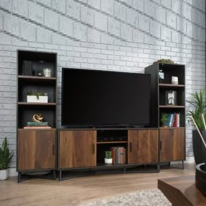 Set Bufet TV Minimalis Industrial
