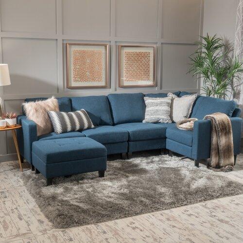 Set Kursi Tamu Sudut Minimalis Sofa Chestra