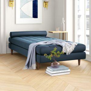 Sofa Bed Tempat Tidur Navy Modern