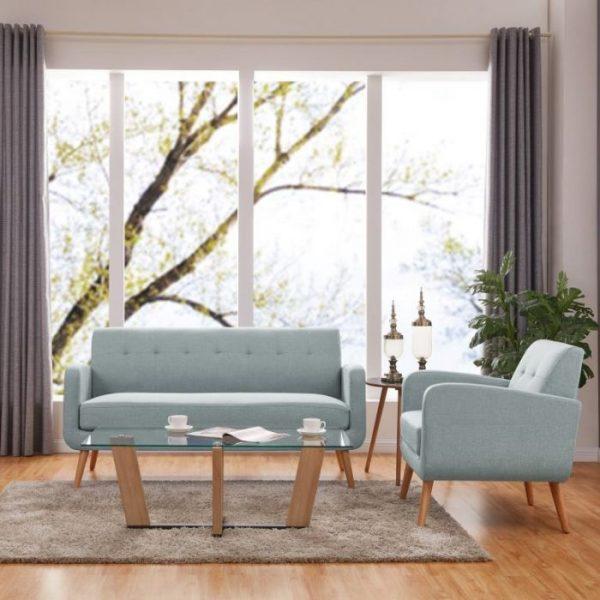 Sofa Ruang Tamu Minimalis Bluely 1s