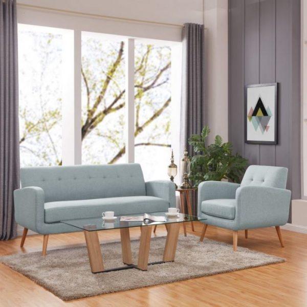 Sofa Ruang Tamu Minimalis Bluely
