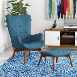 Sofa Santai Retro Vintage