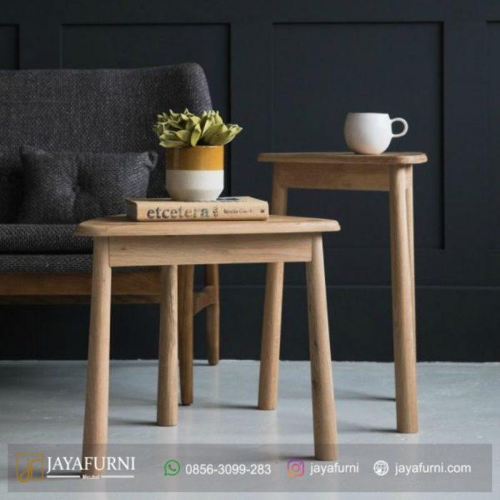 Meja Samping Sofa Ruang Tamu, Meja Samping Tempat Tidur, Nakas Kayu Jati, Nakas Minimalis, Nakas Minimalis Kayu