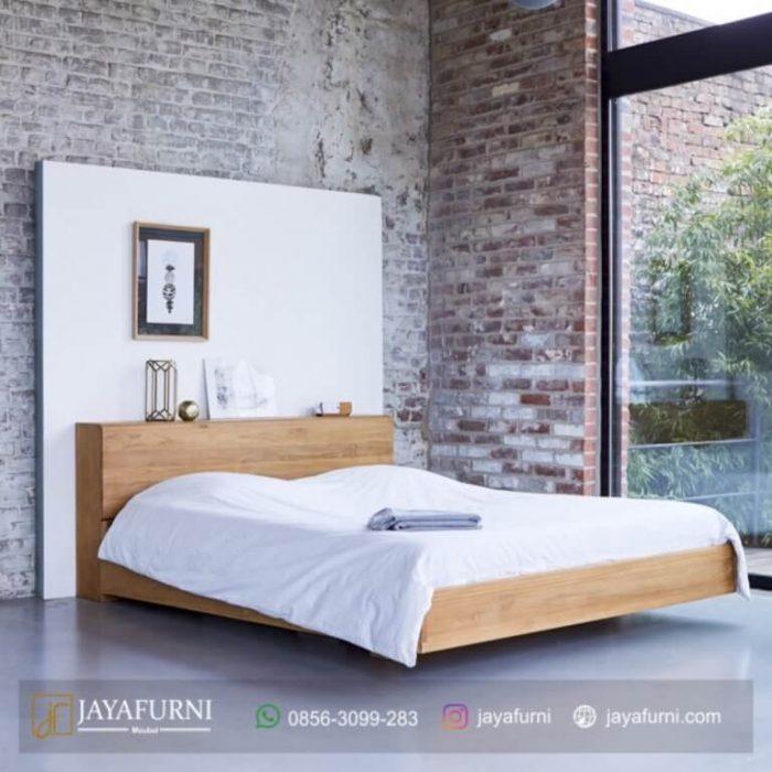 Tempat Tidur Dari Kayu Jati Minimalis, tempat tidur tingkat, tempat tidur kayu, tempat tidur minimalis, tempat tidur besi,