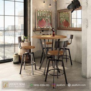 Set Kursi Cafe Bar Putar, 1 set meja bar, Meja bar harga meja bar, kitchen set dan meja bar, meja bar minimalis, kitchen set dengan meja bar, meja bar kitchen set, set meja bar jati minimalis, set meja bar jepara, set meja bar murah